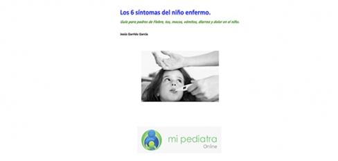 Los 6 síntomas del niño enfermo