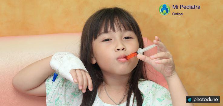 Dosis de Dalsy en niños y prospecto explicado