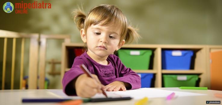 """Niños que no están """"Preparados para la Escuela""""."""