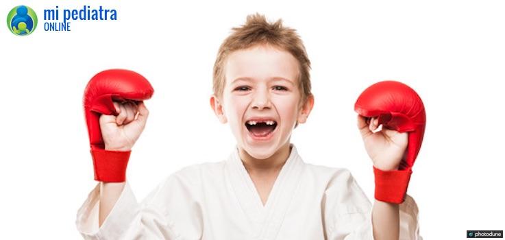 Golpe en los Dientes de Niños - Mi Pediatra Online / Crianza Respetuosa