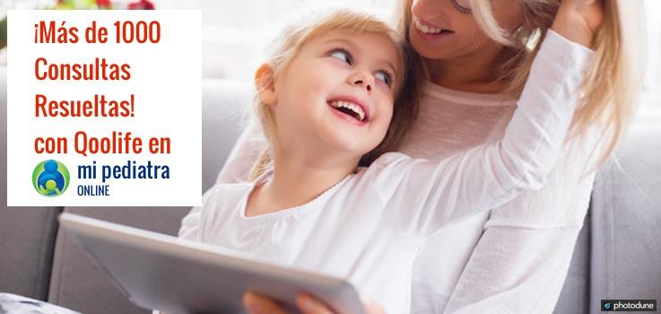 1000 Consultas de Pediatría Online Resueltas