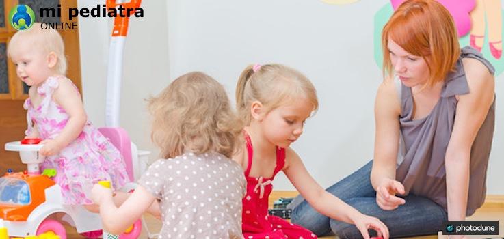 Escolarización, apego, socialización y circunstancias familiares