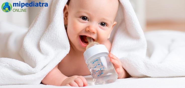 La importancia de una correcta hidratación en los niños