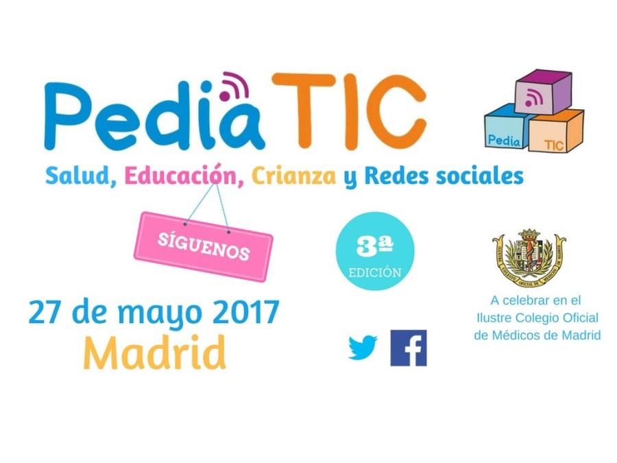 Pediatic 3: Padres y Profesionales hablando de Tecnologías e Infancia