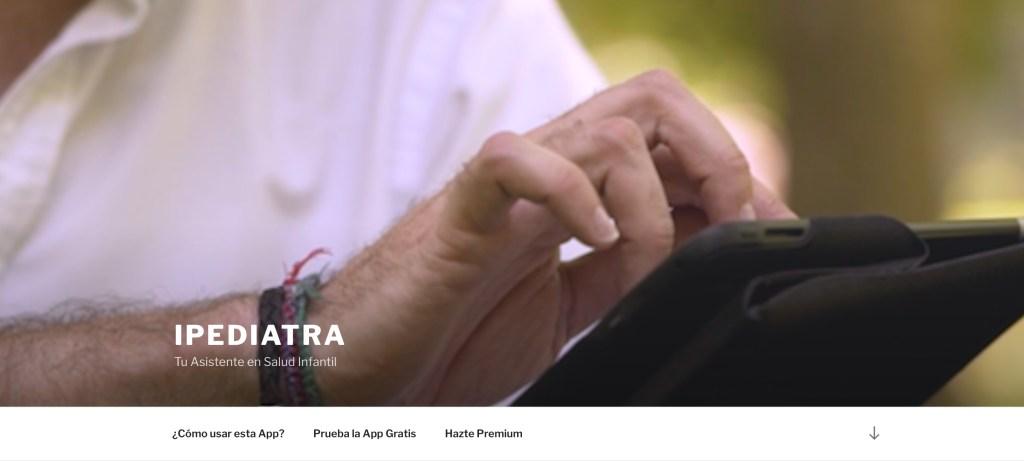 IPediatra. La App que te dice Qué hacer cuando tu hijo tiene una infección