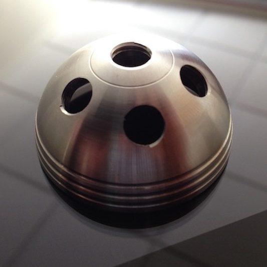 fabricacion de piezas metalicas por arranque de viruta