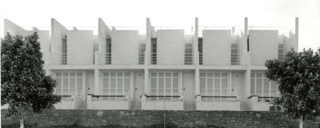 38 viviendas en el alto del Cantal
