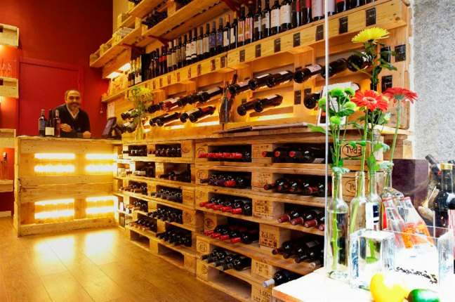 Carlota Wineshop