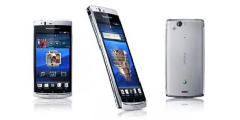 Xperia Arc Mexico