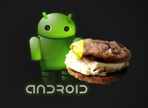 Android Ice Cream Sandwich en Mexico