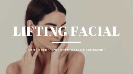 lifting facial en madrid