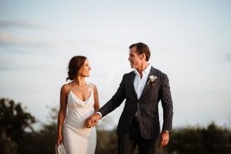 elegant couple tuscany wedding