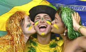 besos brazil