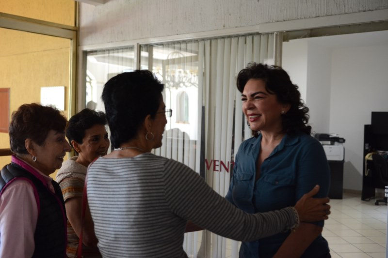 Respeto los procesos en el PRI — Ivonne Ortega