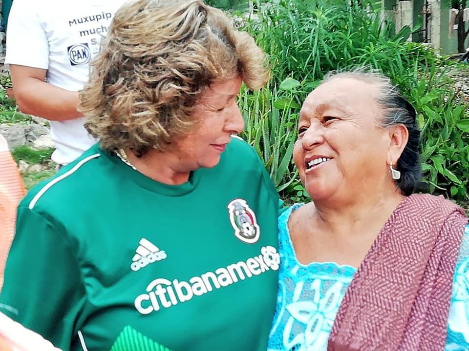 Si México le ganó al campeón del mundo podemos ganar en Yucatán y en ... bd2368b12176b