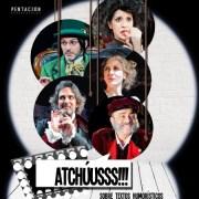 ATCHÚSSS!!! DE ANTÓN CHÉJOV