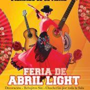 FERIA DE ABRIL LIGHT EN FEVER