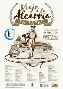 Viaje a la Alcarria en Tapas