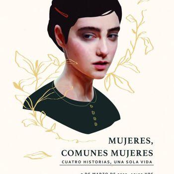 Teatro  'Mujeres, comunes mujeres' en Villanueva de la Torre