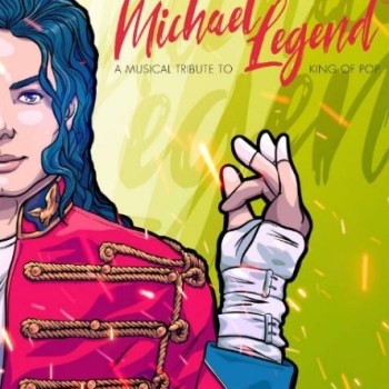 Michael Legend – Abre Madrid!