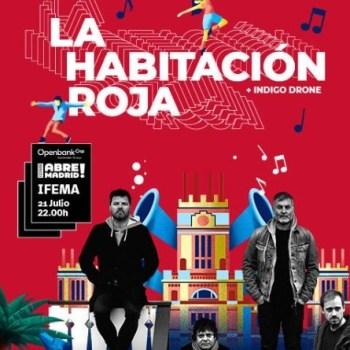 Vibra Mahou La Habitación Roja – Abre Madrid!
