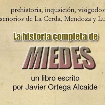 Presentación del libro «Miedes, un señorío olvidado»