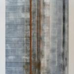 long interstice 7 monotype 50-100 cm 2017 - Artiste Plasticienne Noiseau & Val de Marne 94