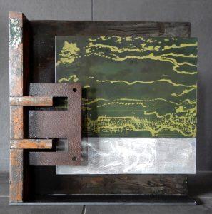 paysage nov 2020 - Artiste Plasticienne Noiseau & Val de Marne 94