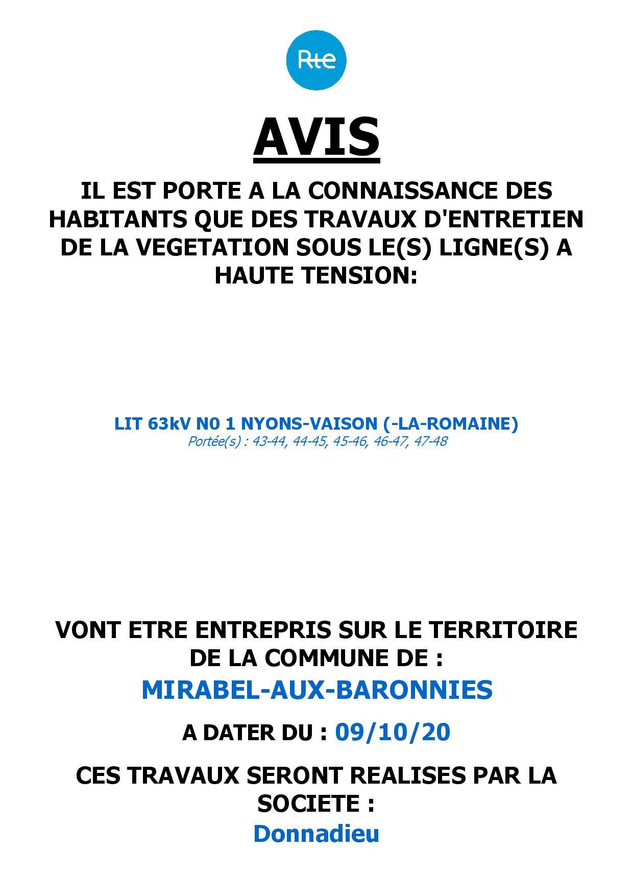Affiche MIRABEL AUX BARONNIES R CEV 3 VAISON NYONS 29 09 20 page 001