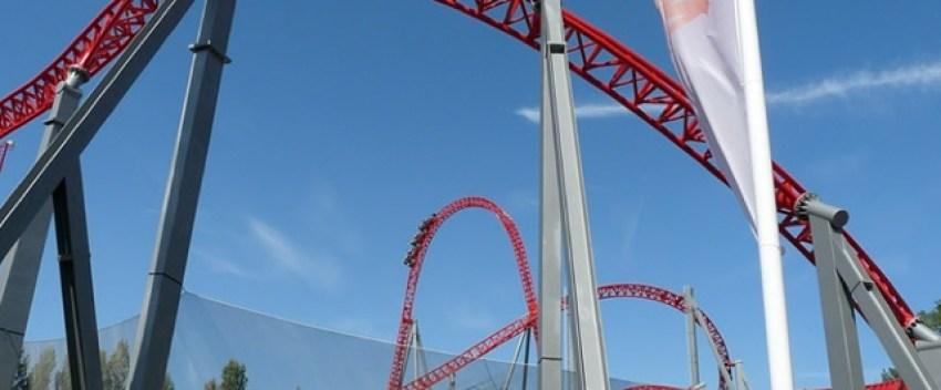iSpeed il launched coaster costruito nel 2009