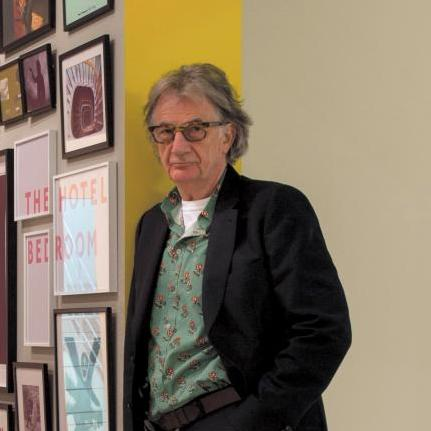 Paul Smith, gentleman collectionneur