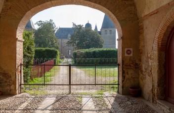 Chateau de Caumont-Castelbajac. 32130 Cazaux-Savès.