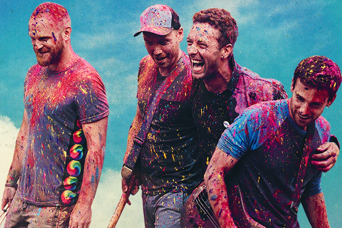 Coldplay release new single 'All I Can Think About Is You'