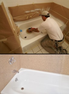 DIY Bathtub Refinishing Miracle Method