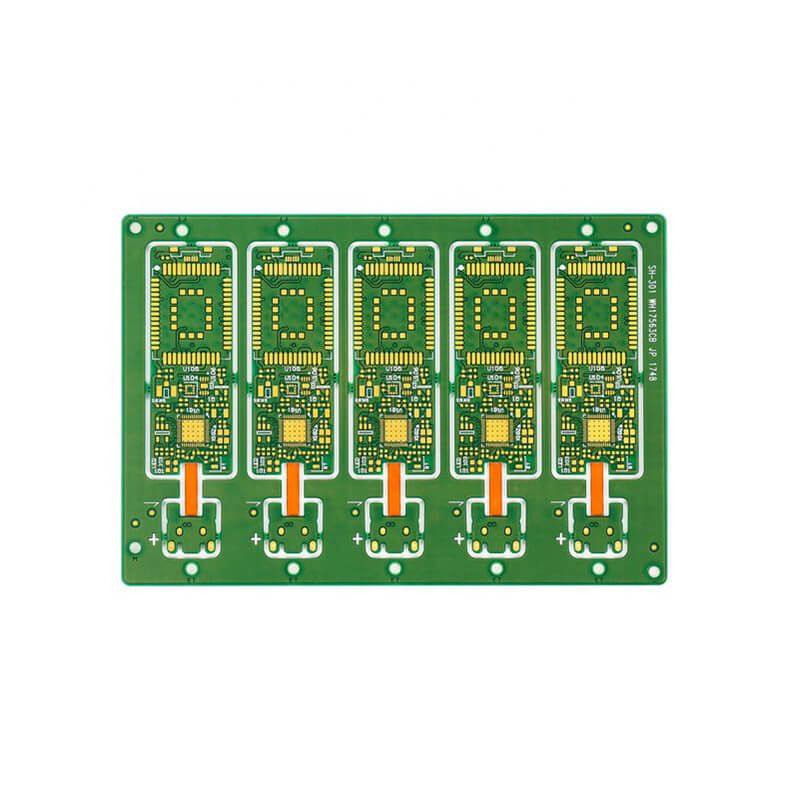 Custom China Rigid Flex Circuit Board Manufacturer