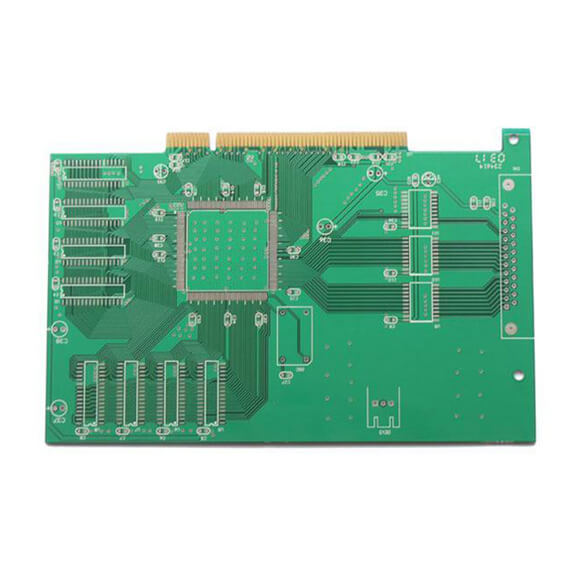 China Multilayer FR4 PCB Board with Golden Finger Supplier-01
