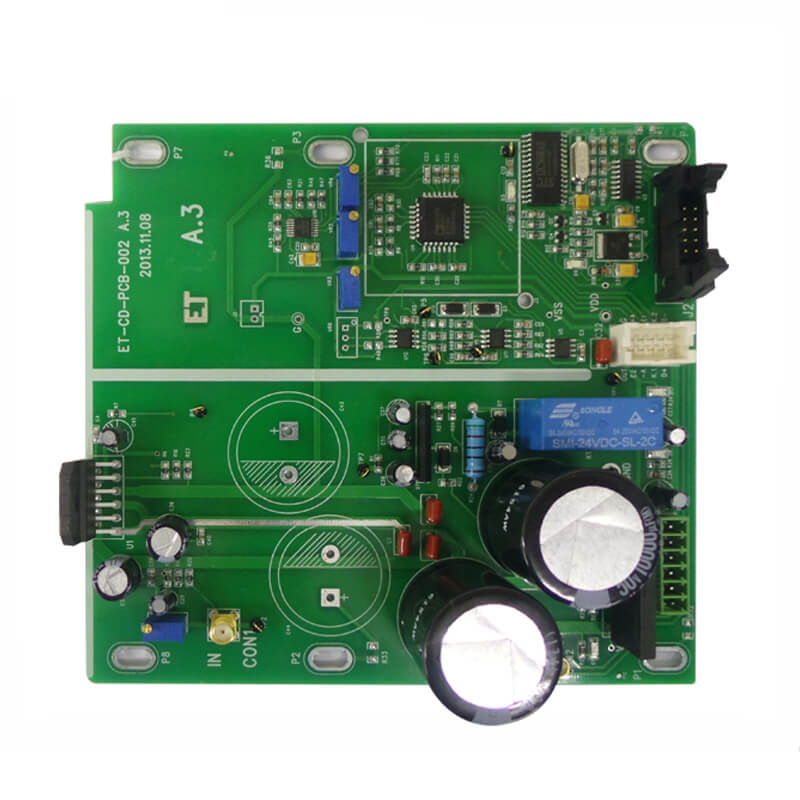China OEM 6 Layers Control HDI PCB PCBA Board Exporter-01