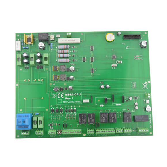 China OEM Single Layer 94v0 Electronics Parts PCB Supplier-01