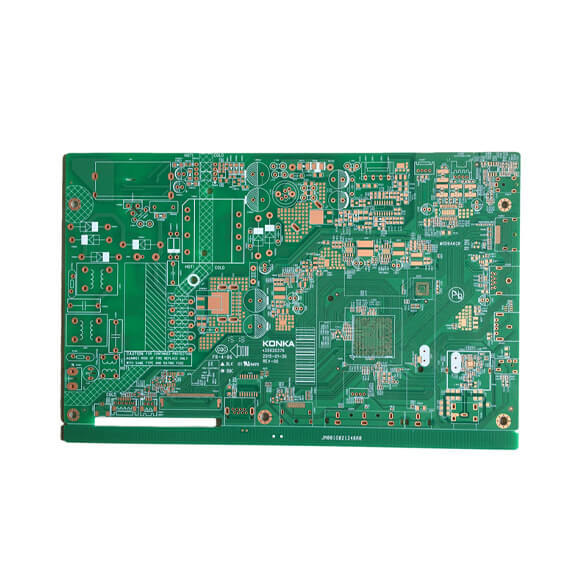 Custom 1.6mm Printed Circuit Board Single Layer PCB-02