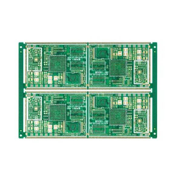 Custom 16 Layers PCB Backplane Circuit Board Mainboard-04