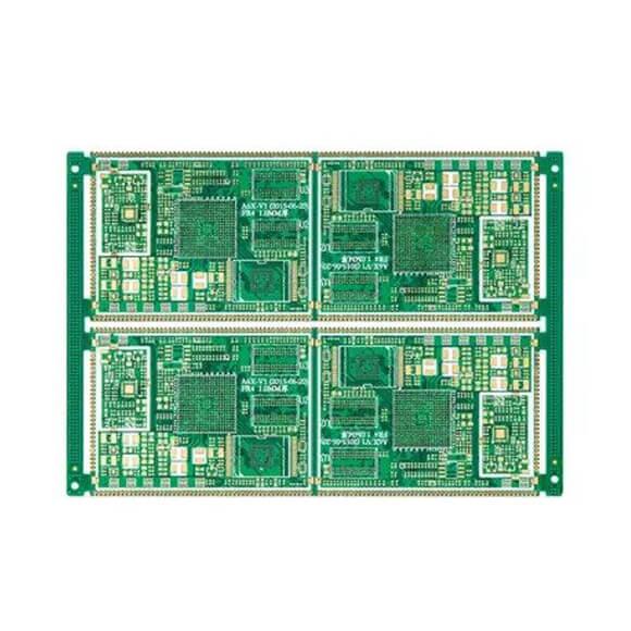 Custom 16 Layers PCB Backplane Circuit Board Mainboard-04