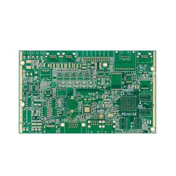 Custom 16 Layers PCB Backplane Circuit Board Mainboard-05
