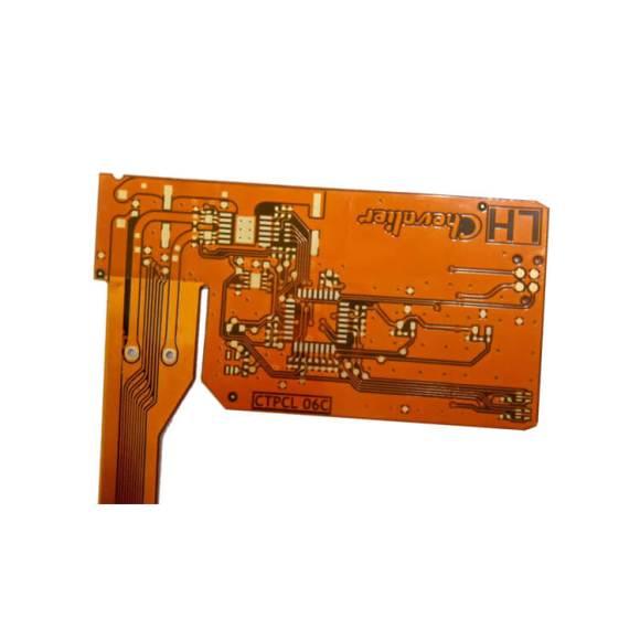 Custom Flex FPC Cable FPC PCB Manufacturer-01