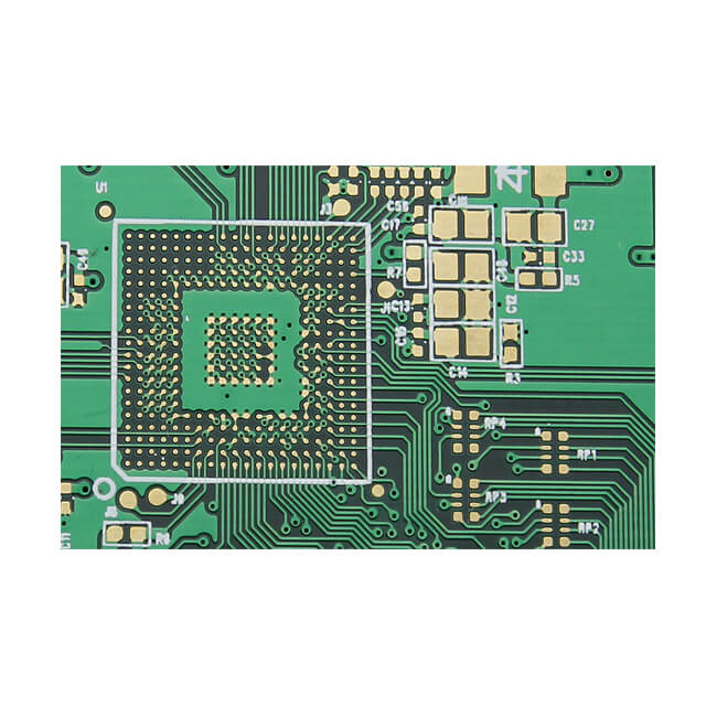 Custom Solder Mask Ink Multilayer Double Layer PCB-02