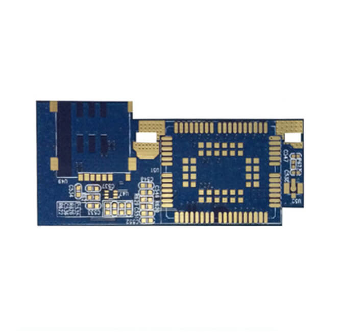 Customized High Precision HDI PCB with Impedance Control-02