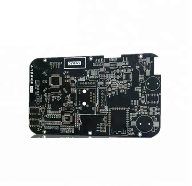 Customized High Precision HDI PCB with Impedance Control-03