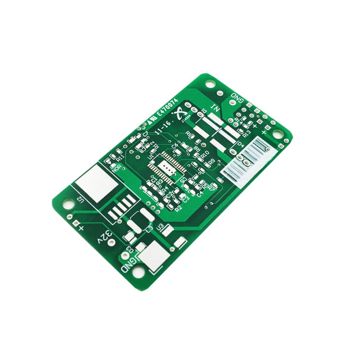Electronic Circuit Board 94v0 Double Layer PCB Manufacturer-02