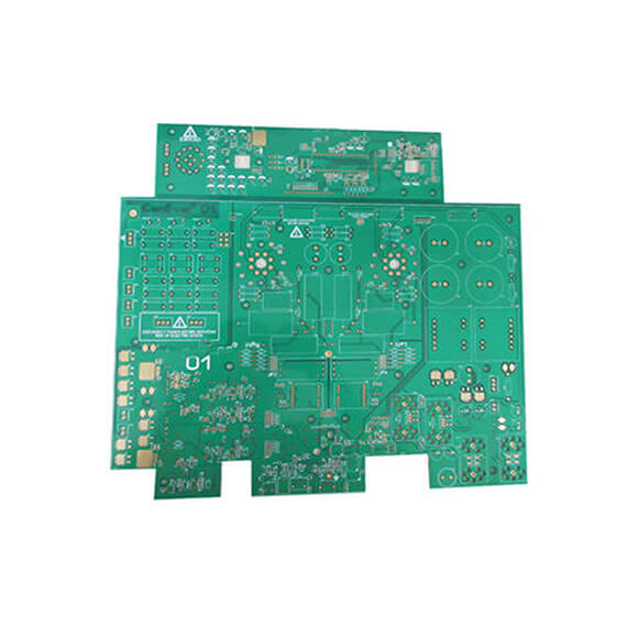 Oversized Board PCB Amplifier Circuit Board Dip PCB Assembly-01