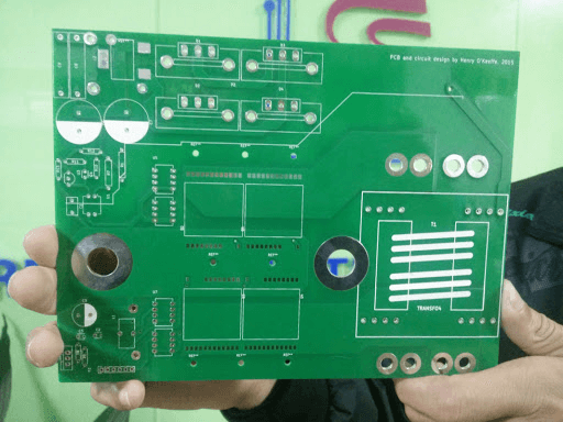 Heavy Copper PCB & Single-Sided PCB in china