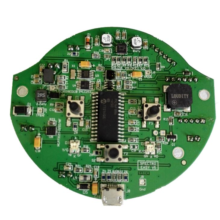 game-console-main-board-assembl
